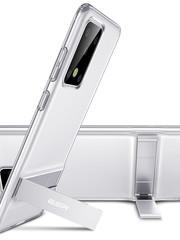 ESR telefoonhoesje - Samsung S20 Ultra - Air Shield Boost - Transparant & met standaard
