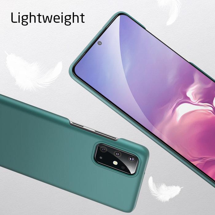 ESR telefoonhoesje - Samsung Galaxy S20 Plus - Liquid Shield - Groen