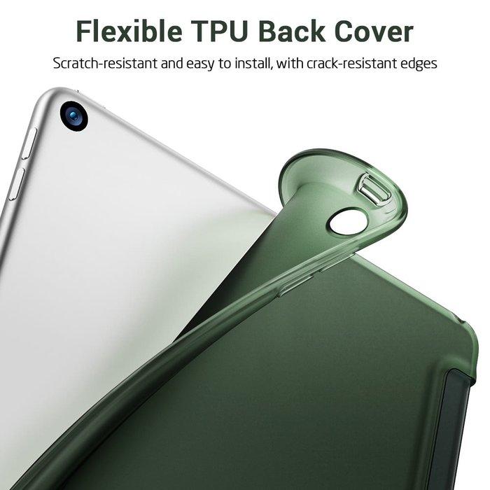 ESR Tablethoes - iPad 10.2 2019 - Rebound Slim - Groen