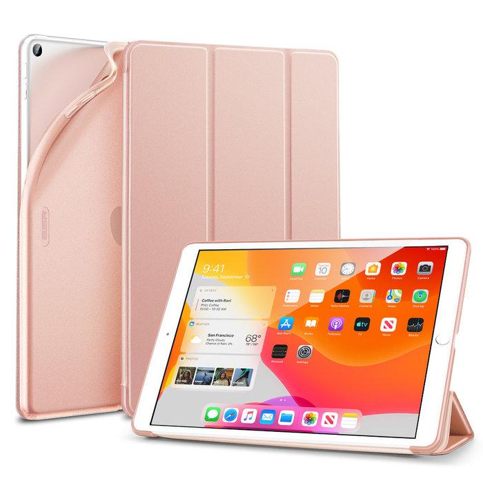 ESR Tablethoes - iPad Pro 10.2 2019 - Rebound - Rose Gold