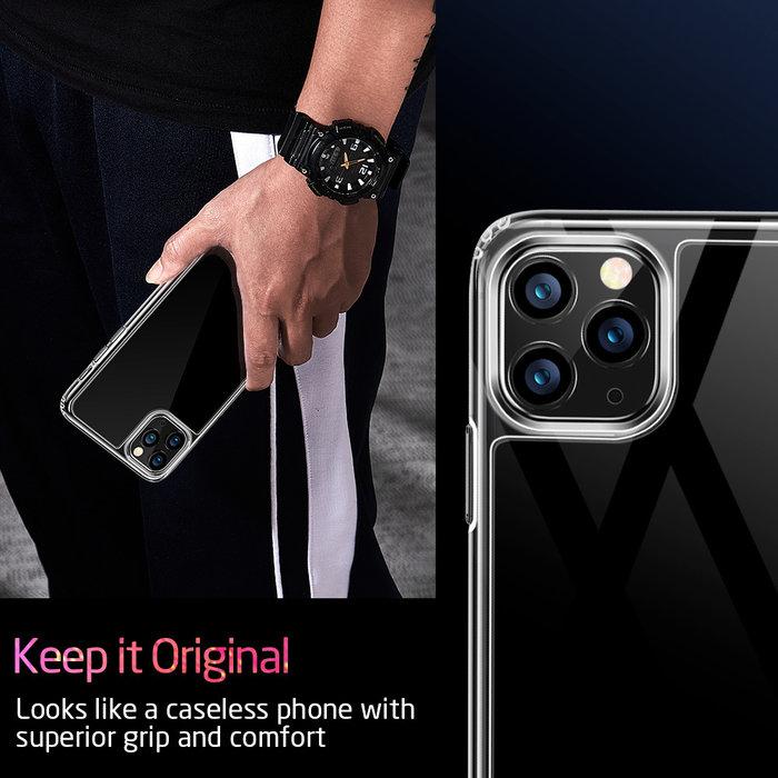 ESR - telefoonhoesje - Apple iPhone 11 Pro - Ice Shield - Zwart
