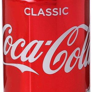 Blikje Coca Cola per stuk