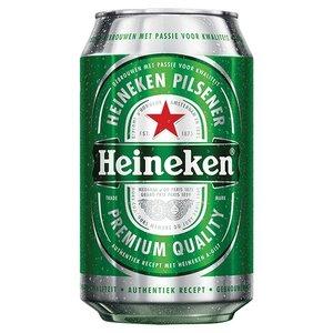 Blikje Heineken per stuk