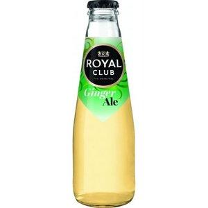 Ginger ale royal club flesje per stuk