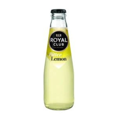 Bitter lemon royal club flesje per stuk