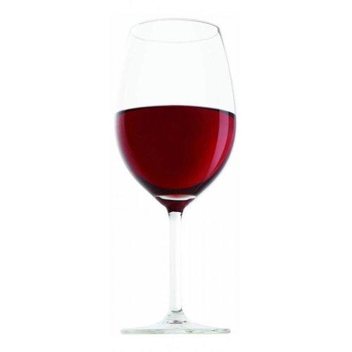 Huiswijn rood per glas