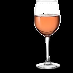 Huiswijn rosé half zoet per glas