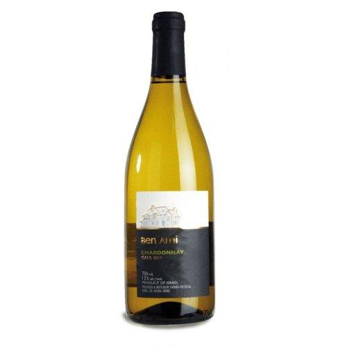 Chardonnay een volle droge wijn per glas