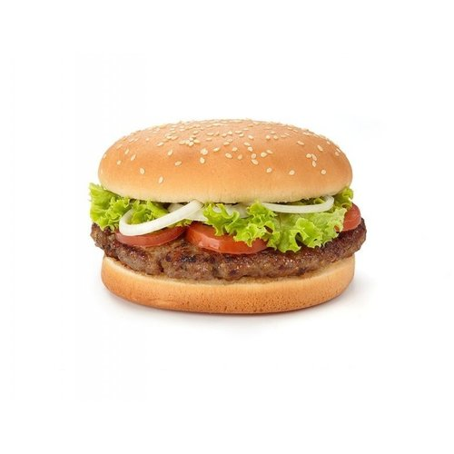 Broodje hamburger per stuk