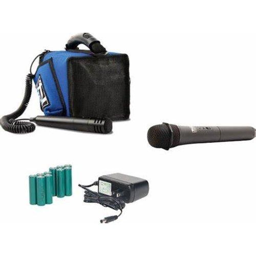 Geluidsinstallatie + microfoon huur