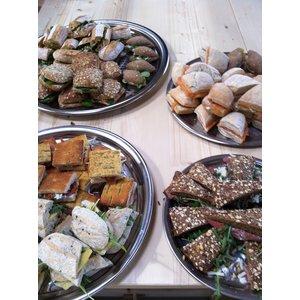 Huisgemaakte lunch per persoon
