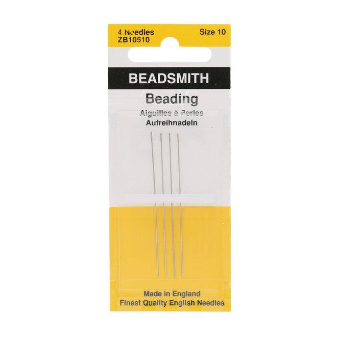 Aiguilles Beadsmith ﹟10