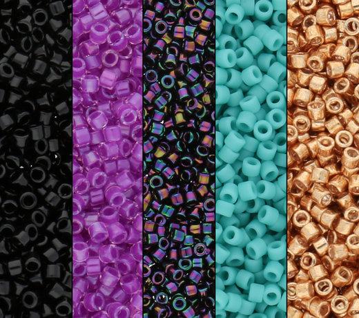 Perline Delica 11/0 - La perlina più popolare e versatile!