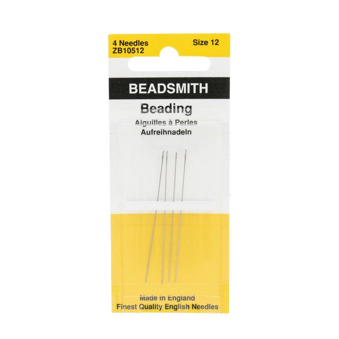 Aufreihnadeln Beadsmith - ﹟12