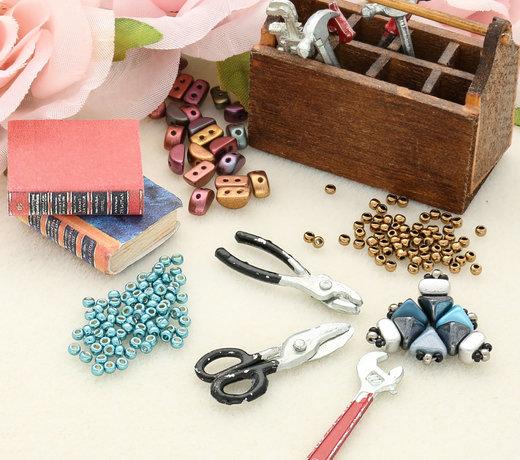Kit gioielli - Realizza dei bellissimi gioielli!