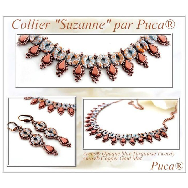 Arcos® Par Puca® - Bronze Gold Mat