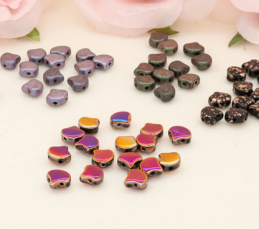 Ginkgo Leaf Beads – Lasciati ispirare dalla foglia di ginkgo
