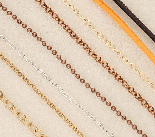 Cordons et colliers