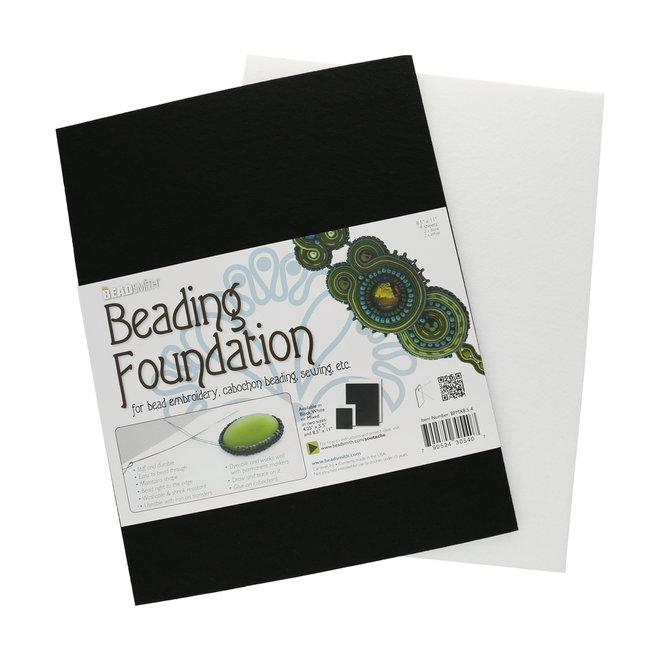 Beading foundation – Base pour broderie avec des perles