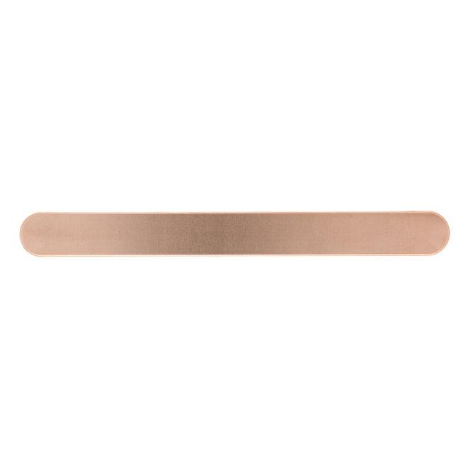 ImpressArt Kupfer Armband - Rohling