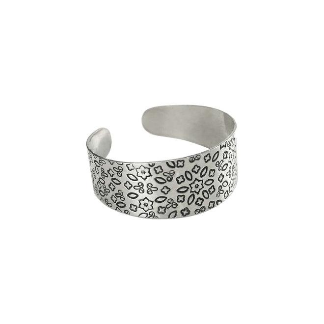 ImpressArt Bracciale in alluminio - Metal blank