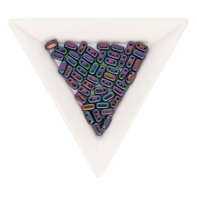 Bricks CzechMates 6x3 mm - Iris Purple