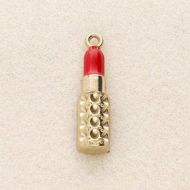 Charm-pendentif Rouge à lèvres