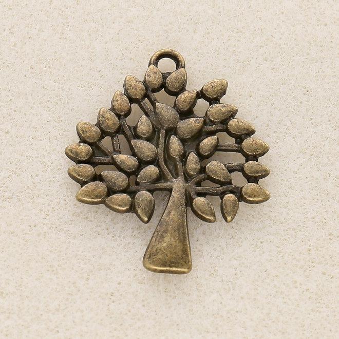 Charm-pendente Albero