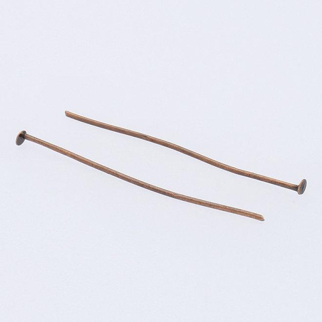 Nietstift 40 mm – Kupfer rot