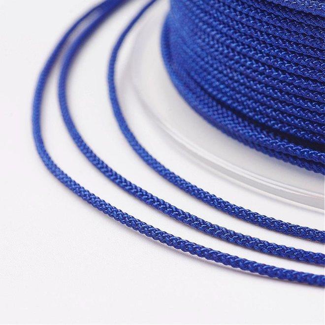 Kordel aus Nylon 1 mm - Royal Blue