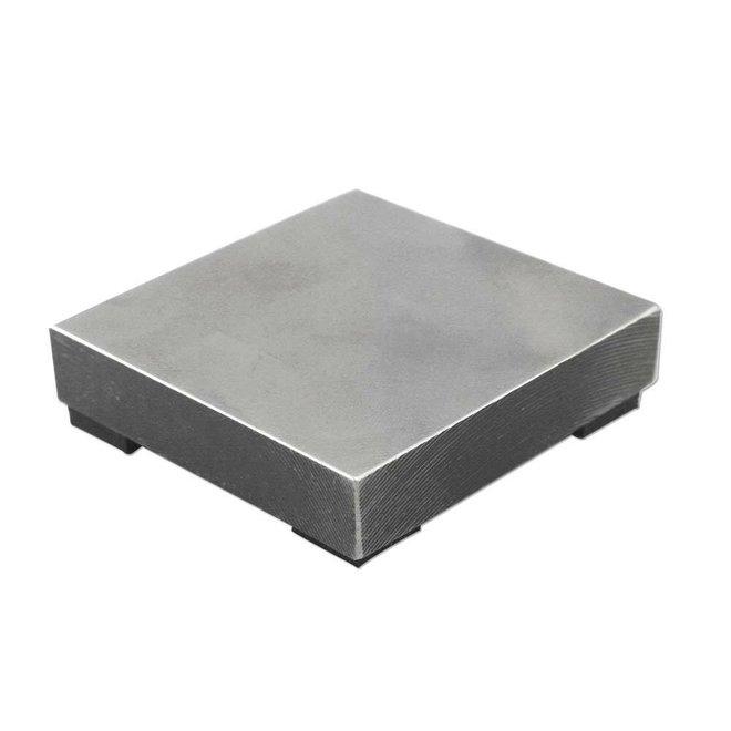Stempelunterlage, Stahlblock - small