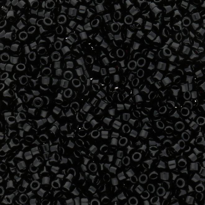 Delica 11/0 - DB010 - Black