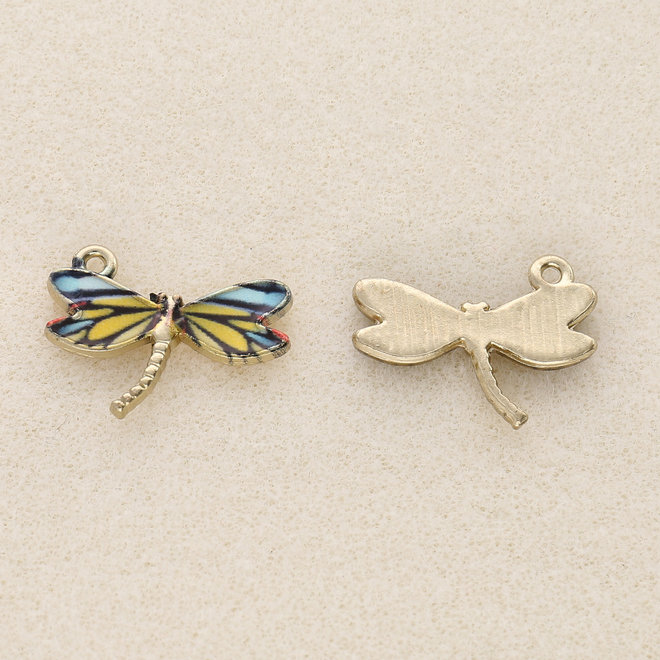 Charm-Anhänger Libelle