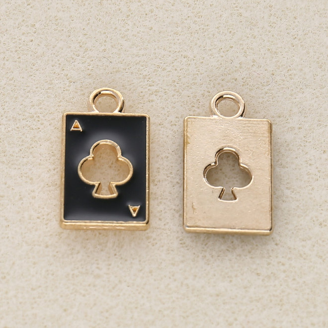 Charm-pendentif Carte de poker