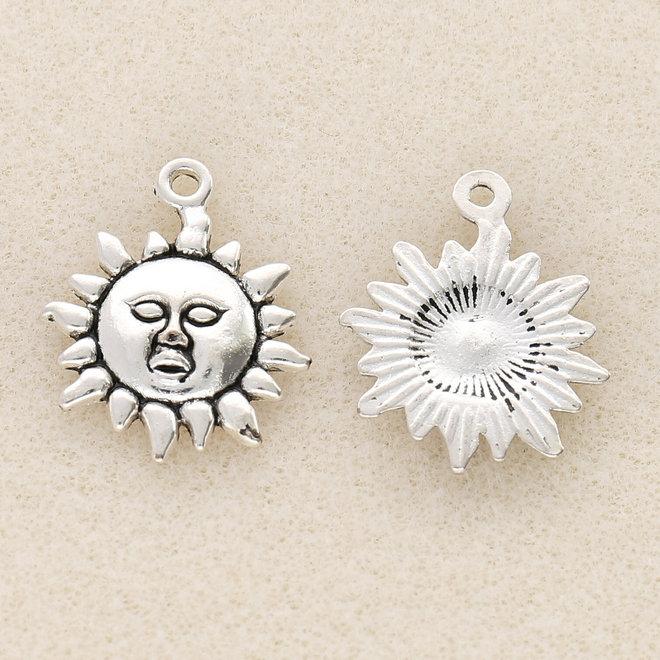 Charm-Anhänger Sonne