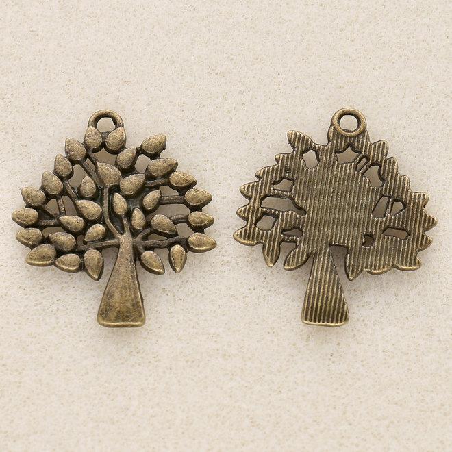 Charm-Anhänger Baum