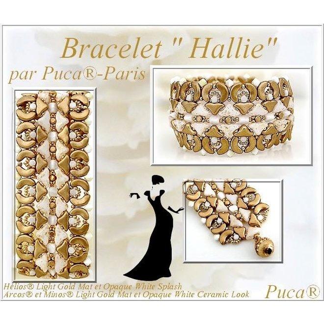 Hélios® par Puca® - Yellow Gold Metallic Iris