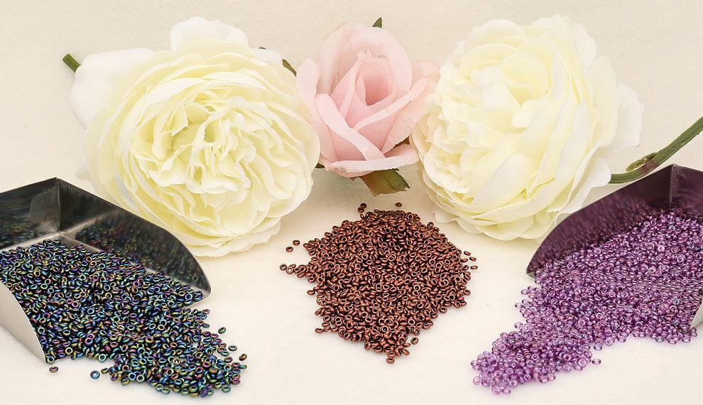 Nouveau dans la boutique: perles Toho™ Demi Round 11/0