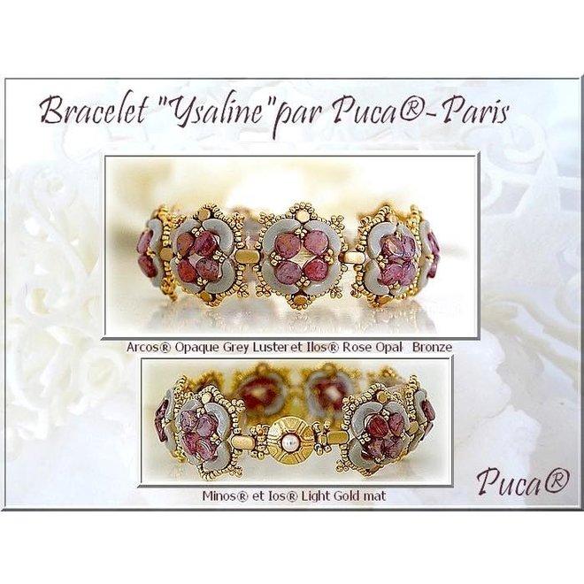 Arcos® Par Puca® - Pink Opal Luster