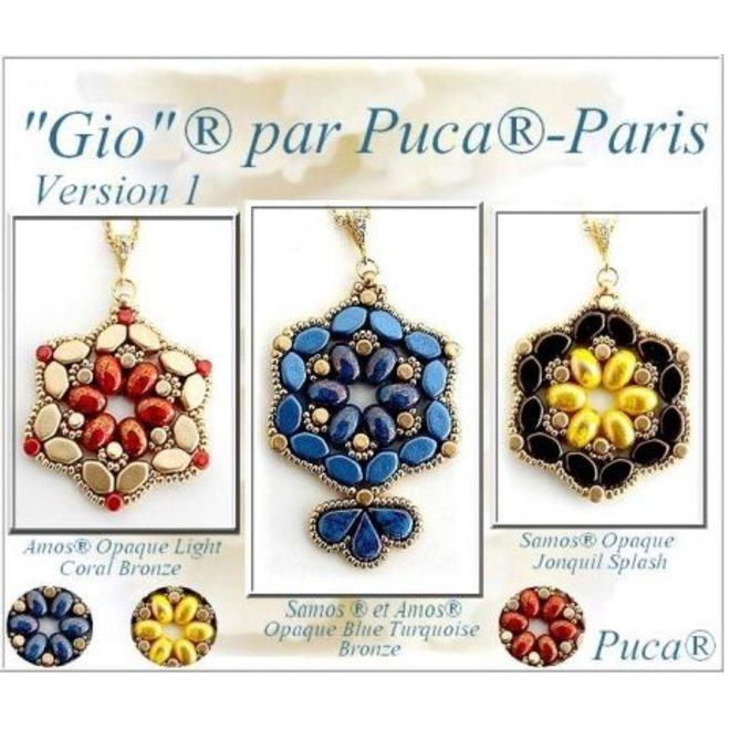 Minos® Par Puca® - Metallic Mat Blue