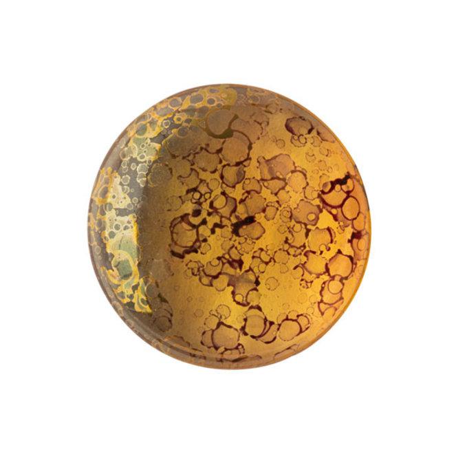 Cabochon par Puca - Light Topaz Bronze