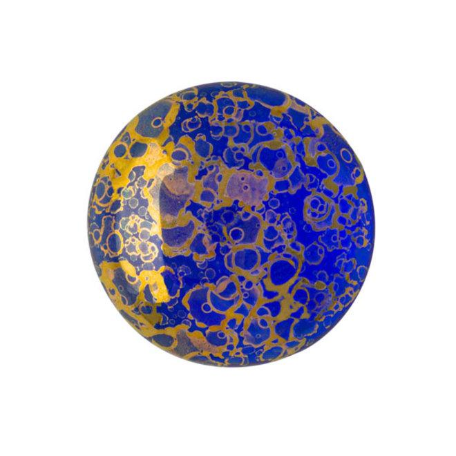Cabochon par Puca® - 18 mm - Sapphire Bronze