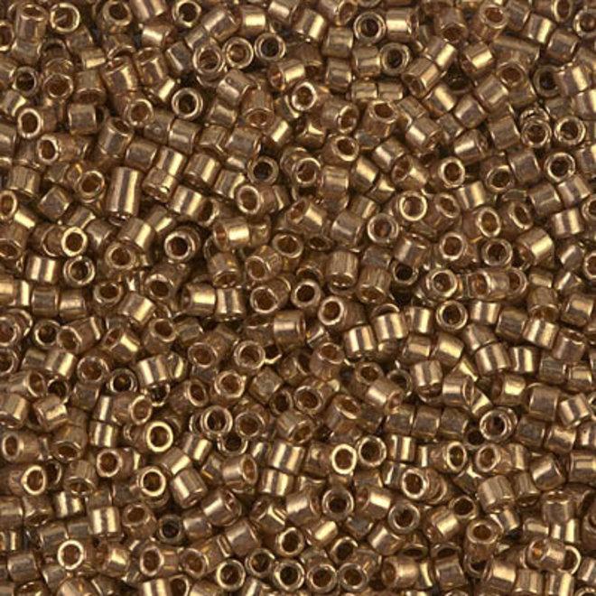 Delica 10/0 - DBM0022L - Metallic Bronze