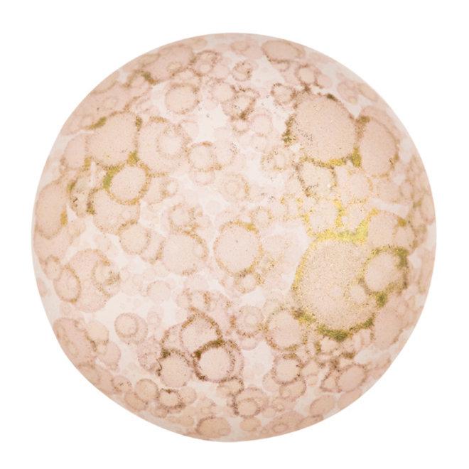 Cabochon par Puca® - 25 mm - Crystal Mat Bronze