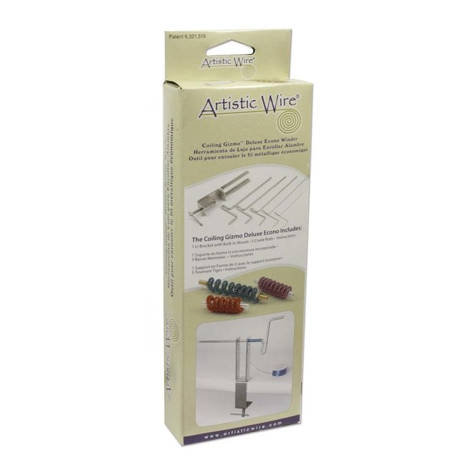 Artistic Wire® Coiling Gizmo® Deluxe Econo Winder
