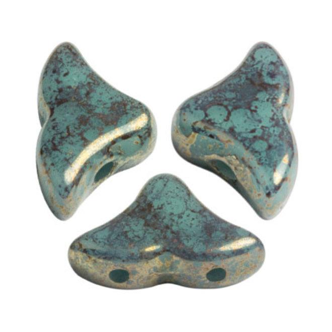 Hélios® par Puca® - Opaque Green Turquoise Bronze