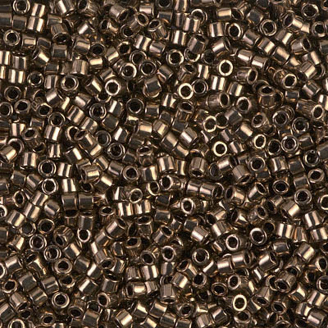 Delica 10/0 - DBM0022- Metallic Bronze