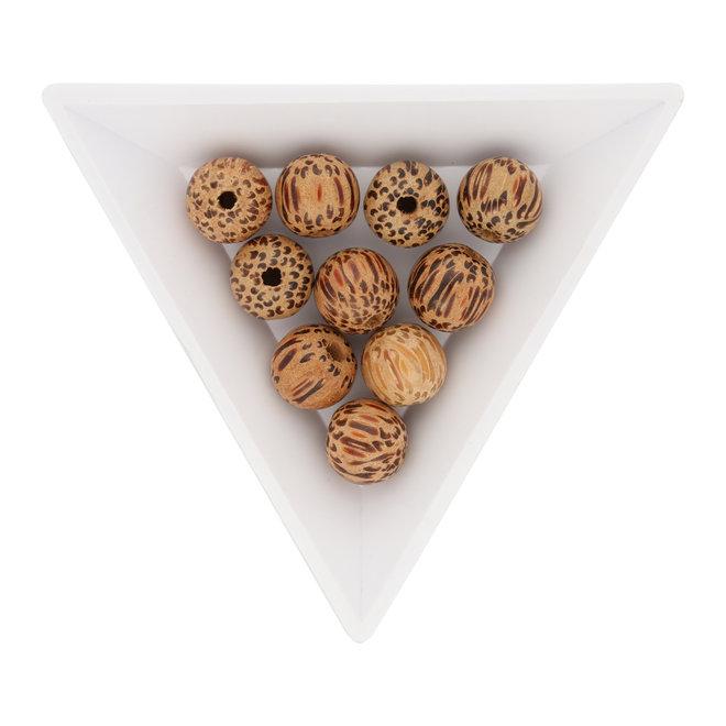 Perlina in legno di cocco – 10 mm