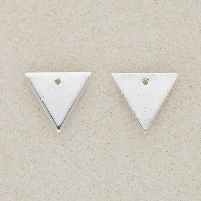 Dreieckiger Charm-Anhänger