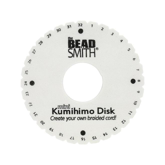 Kumihimo Mini Scheibe - Durchmesser 11 cm
